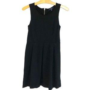 Gap exposed zipper dress